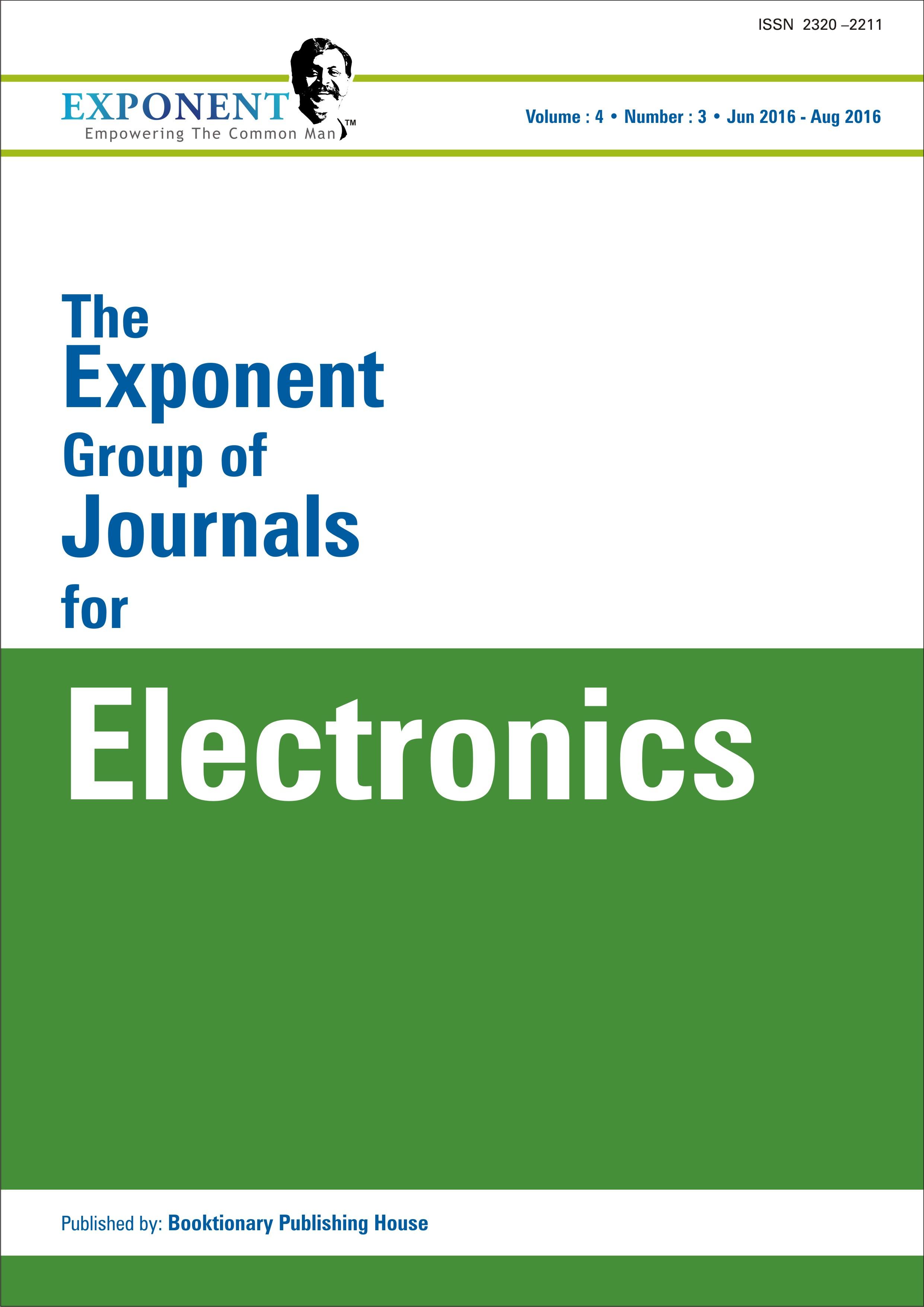 Elect-Volume-4-Number-1