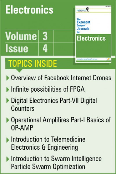 Electronics – Volume 3 – Issue 4